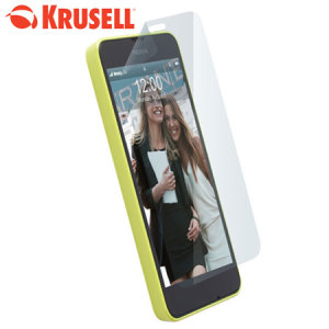 Krusell Nokia Lumia 635 / 630 Self Healing Screen Protector