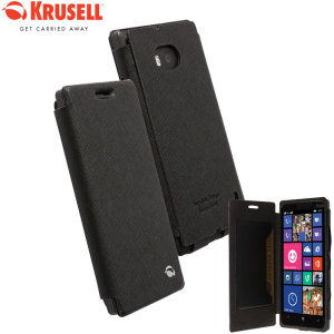 Krusell Nokia Lumia 930 / Icon Malmo FlipCase - Black