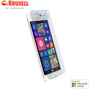 Krusell Nybro Lumia 650 Tempered Glass Screen Protector