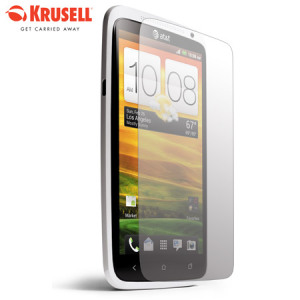 Krusell Self Healing Screen Protector for HTC One X / XL