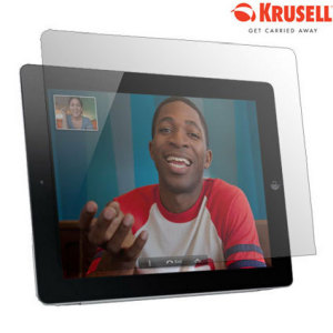 Krusell Self Healing Screen Protector For iPad 3