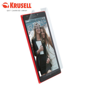 Krusell Self Healing Screen Protector for Nokia Lumia 1520