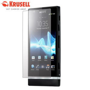 Krusell Self Healing Screen Protector for Sony Xperia P