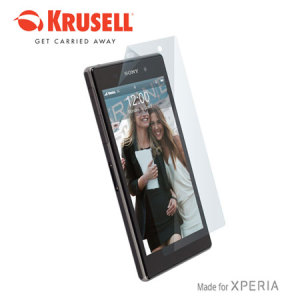 Krusell Self Healing Screen Protector for Sony Xperia Z1