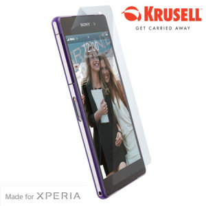 Krusell Self Healing Screen Protector for Sony Xperia Z2