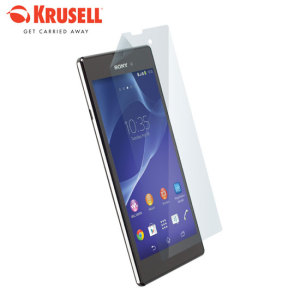 Krusell Self-Healing Sony Xperia T3 Screen Protector