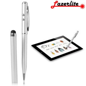 Lazerlite Stylus Pen v2.0 - Silver