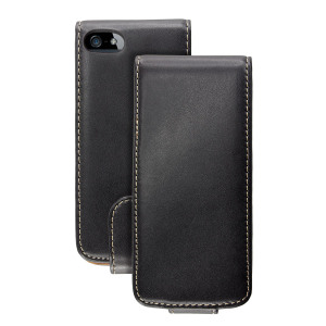 Leather Style Flip Case for iPhone 5S / 5