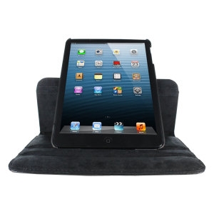 Leather Style Rotating Case for iPad Mini 3 / 2 / 1 - Black