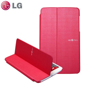 LG QuickPad Case for LG G Pad 8.3 - Pink