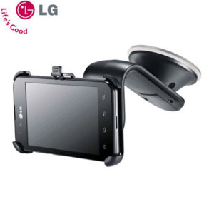 LG SCS-400 In car Holder - LG Optimus 3D