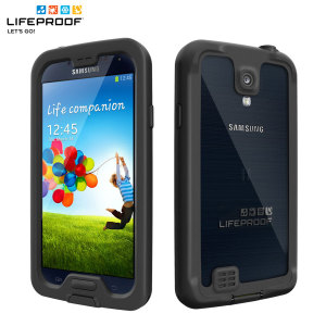 LifeProof Fre Case for Samsung Galaxy S4 - Black