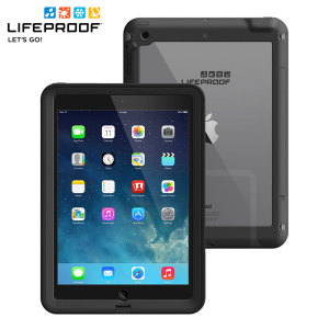 LifeProof Fre iPad Air Case - Black