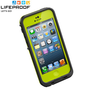 LifeProof Indestructible Case for iPhone 5 - Lime