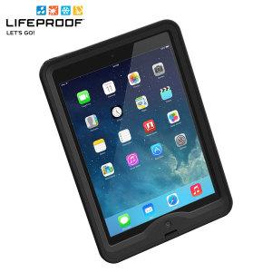 LifeProof Nuud iPad Air Case - Black