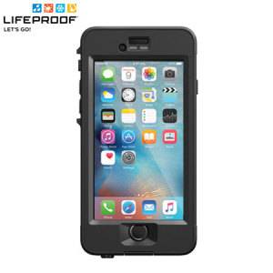 LifeProof Nuud iPhone 6S Case - Black
