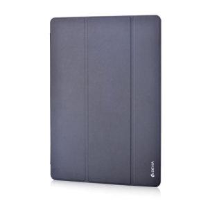 Light Grace Leather iPad Pro 12.9 inch Case - Black