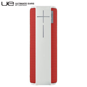 Logitech UE Boom NFC Portable Bluetooth Speaker - Red