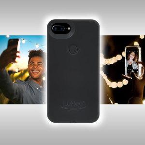 LuMee Two iPhone 7 Plus / 6S Plus / 6 Plus Selfie Light Case - Black