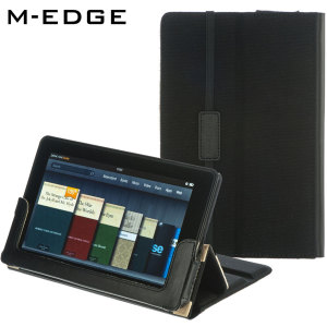 M-Edge Kindle Fire HD 2012 Trip Jacket - Black