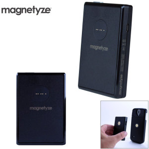 Magnetyze Portable 1800mAh External Battery - Black