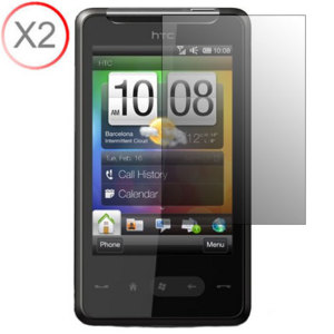 Martin Fields Screen Protector - HTC HD Mini - Twin pack