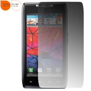 Martin Fields Screen Protector - Motorola RAZR