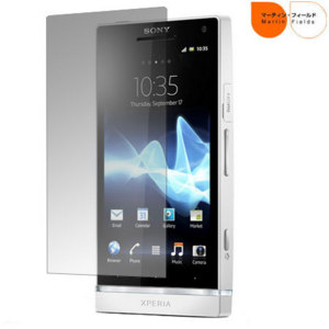 Martin Fields Screen Protector - Sony Xperia S