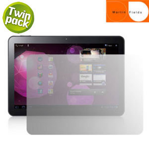 Martin Fields Screen Protector Twin Pack - Galaxy Tab 10.1