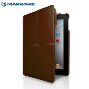 Marware C.E.O. Hybrid for iPad 4 / 3 - Brown