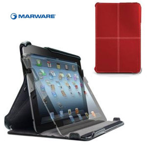 Marware C.E.O. Hybrid for iPad Mini 3 / 2 / 1 - Red