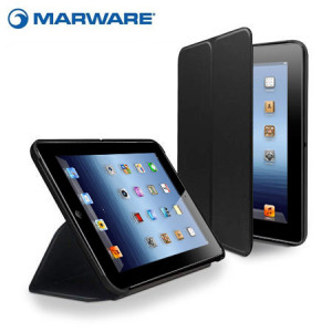 Marware Microshell Folio iPad Mini 3 / 2 / 1 Case - Black
