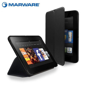 Marware Microshell Folio Kindle Fire HD Case - Black