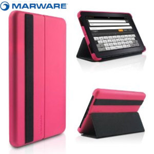 Marware MicroShell Folio Kindle Fire - Pink