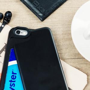 Matchnine iPhone 6S / 6 Match4 Swing Card Case - Black
