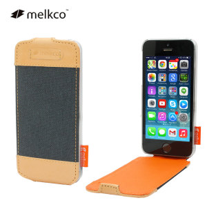 Melkco Cru Style Unflip Flip Case - Black