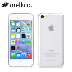 Melkco Poly Jacket Case for iPhone 5C -  Clear
