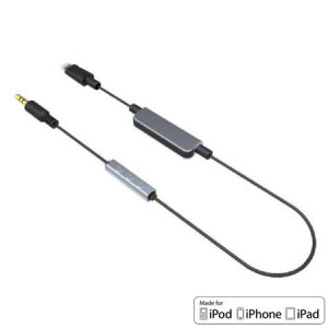 MFI Lightning to 3.5mm Audio Cable