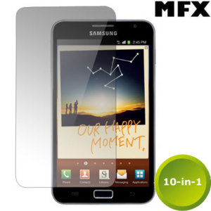 MFX 10-in-1 Screen Protector - Samsung Galaxy Note