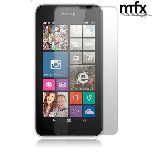 MFX 2-in-1 Nokia Lumia 530 Screen Protectors