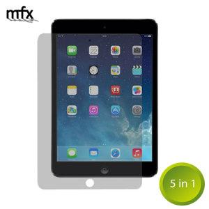 MFX 5 In 1 iPad Mini 3 / 2 / 1 Screen Protector Pack