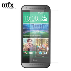MFX HTC One Mini 2 Tempered Glass Screen Protector