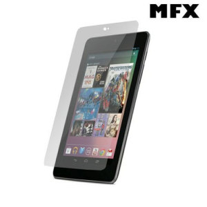 MFX Screen Protector for Google Nexus 7 - 5 Pack