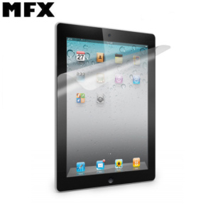 MFX iPad Mini 3 / 2 / 1 Screen Protector - 5 Pack
