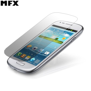 MFX Screen Protector for Samsung Galaxy S3 Mini