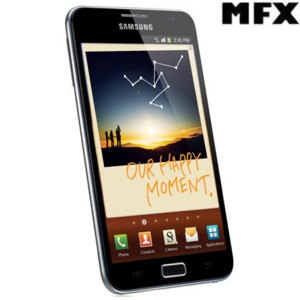 MFX Screen Protector - Samsung Galaxy Note