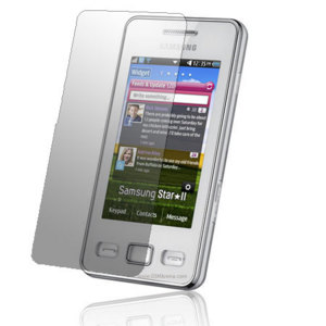 MFX Screen Protector - Samsung Tocco Icon