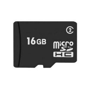 MicroSDHC Card - 16GB