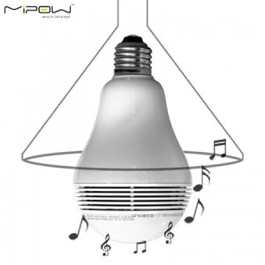 MiPow Playbulb Lite Bluetooth Speaker Bulb