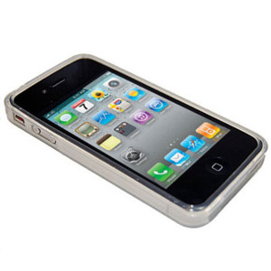 Mobile Fun iPhone 4 Case - Clear